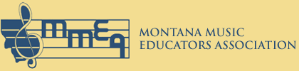 Montana Music Ed Logo